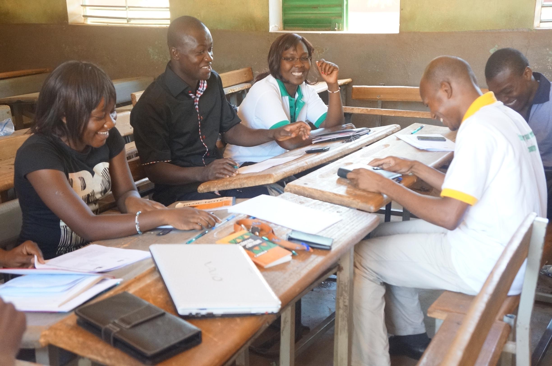 L'Equipe de Tutoring Africa