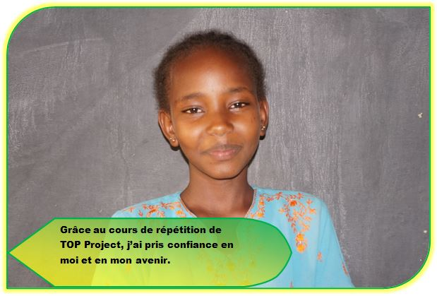 portrait Aicha TOURE