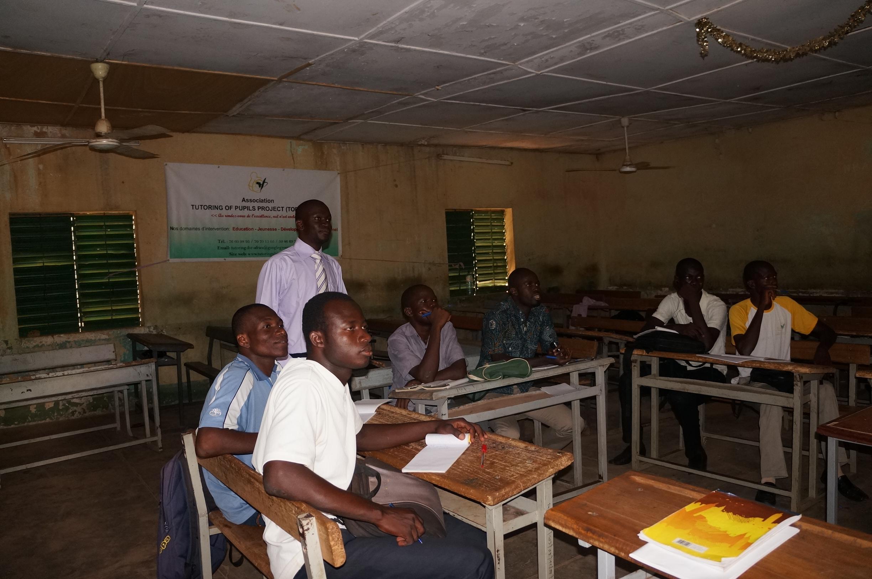 Formation en Entreprenariat des Répétiteurs
