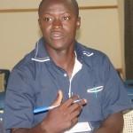 Jacques BAKIEBO, Secrétaire à la Formation